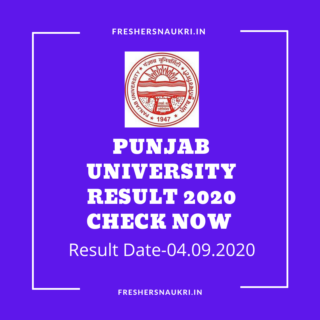 Punjab University Result 2020 Check Now