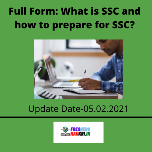 Full Form: What is SSC and how to prepare for SSC?