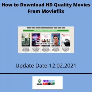 How to Download HD Quality Movies From Movieflix