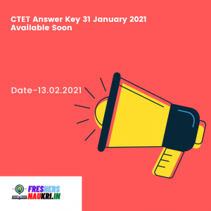 CTET Answer Key 31 January 2021 Available Soon